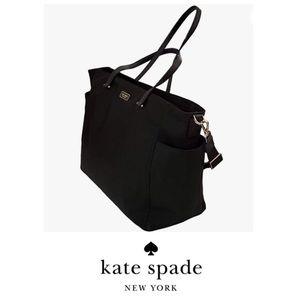 KATE SPADE | Baby Bag Nylon Saffiano Leather